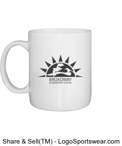 Mug_Broadway Logo Design Zoom